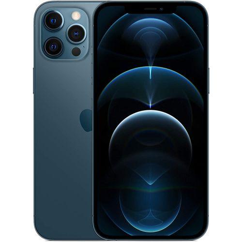 "iPhone 12 Pro Max 512GB Bleu Pacifique Blue 6,7"" 6Gb RAM 5G A14 iOS Garantie 1an"