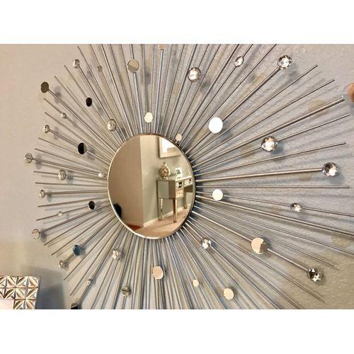 Universal Miroir Glam Starburst