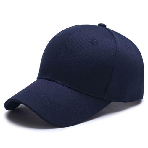 Casquette Bleu Marine Unisexe
