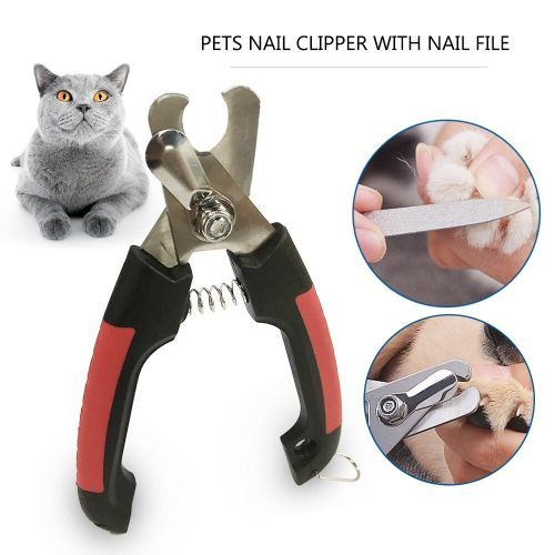 coupe ongle chat-chien avec serrure Coupe-ongles professionnel
