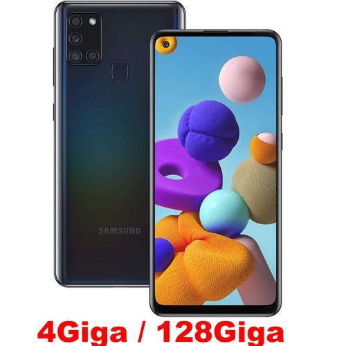 """GALAXY A21S (4GB + 128GB) - 48 MP - Dual Sim 6,5"""" Noir"""