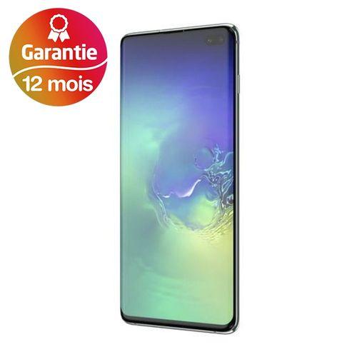 """Galaxy S10+, 6.4"""", 8Go, 128Go - Vert - Garantie 1 an"""