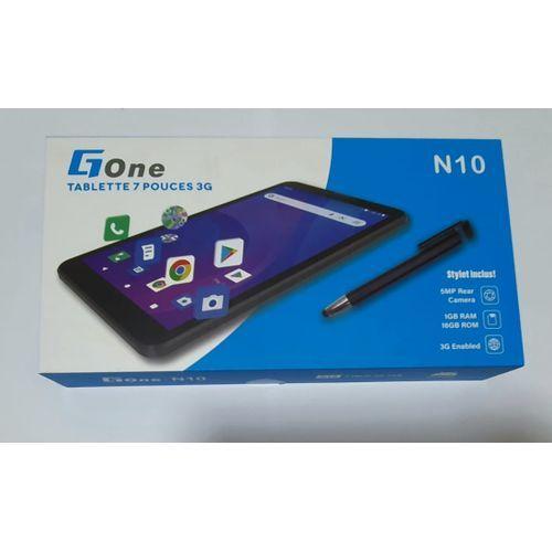 "GONE TABLETTE N10 7"" (1-16G) 3G - Gray"