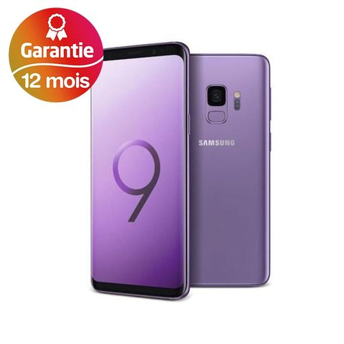 "Galaxy S9, 5.8"", 4Go, 64Go - Violet - Garantie 1 an"