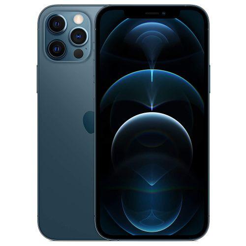 """iPhone 12 Pro Max 128GB 6,7"""" Bleu Pacifique Blue 6Gb RAM 5G Garantie 1 an"""
