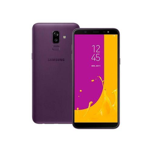 Galaxy J8 6,0'' (64Go, 4Go) Double Camera 16 MP Android - Lavende