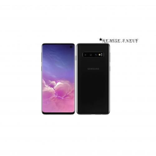 """Galaxy S10, 6.1"""", ( 128Go, 8Go ) Noir - Remise a Neuf"""