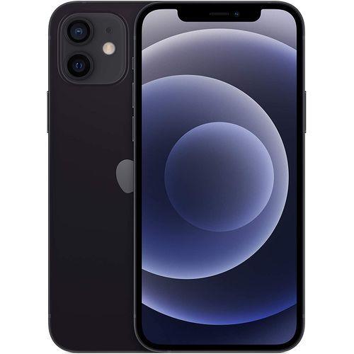 "iPhone 12 , 6.1"" , (64GB, 4Go) , Noir"