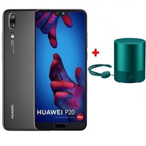 "P20 - 5,8"" FHD+ - 128Go - 4 Go - Double Camera 24MP - Noir + Speaker"