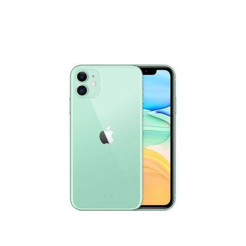 """iPhone 11, 6.1"""", 4Go, 128Go - Vert"""