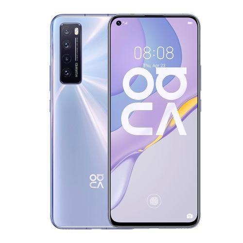 "Nova 7 6.53"" (8Go, 256Go) Android Dual SIM 64 +8 MP+8 MP+2 MP/32MP - Argent espace"