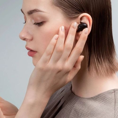 product_image_name-XIAOMI-Redmi earbuds Basic-  Ecouteur Sans Fil Bluetooth 5.0 WIFI XIAOMI-4