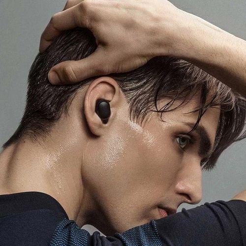 product_image_name-XIAOMI-Redmi earbuds Basic-  Ecouteur Sans Fil Bluetooth 5.0 WIFI XIAOMI-5
