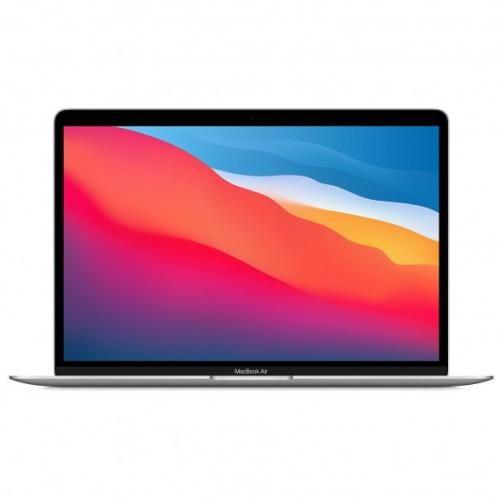 MacBook Air avec M1 Chip (13 pouces, 8 Go RAM, 256 Go SSD) 8 coeur -Gris Silver