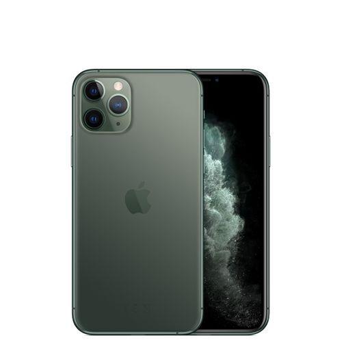 """iPhone 11 Pro Max 6.5"""" (256Go, 4Go) iOS - Vert"""