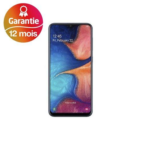 "Galaxy A20, 6.4"", 3Go, 32Go - Rouge - Garantie 1 an"