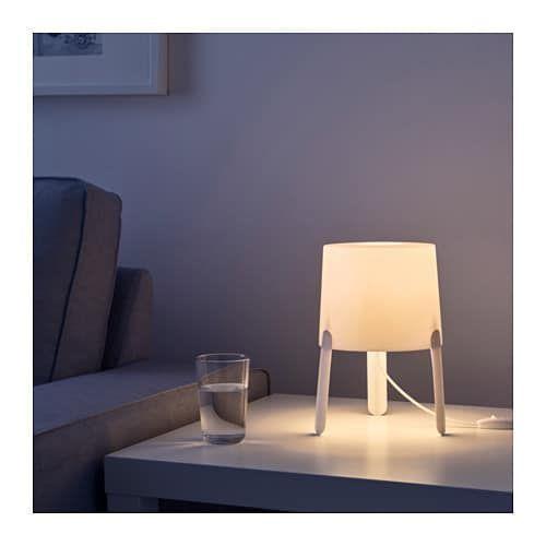Ikea Lampe De Table Blanc جوميا المغرب