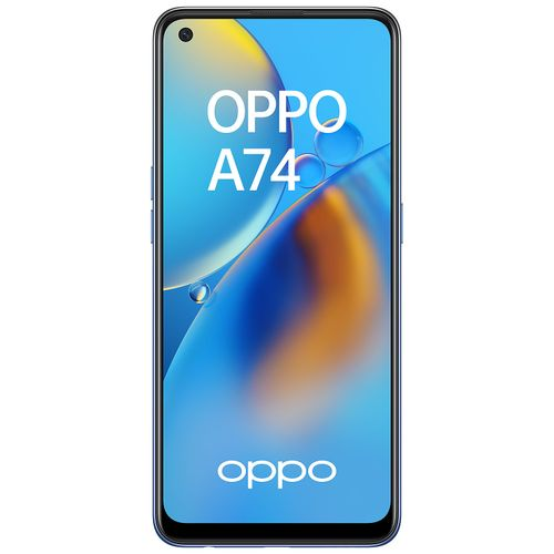 A74 (6Go + 128Go) - Bleu