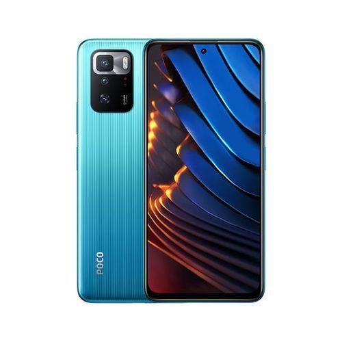 """Poco X3 GT 6.6"""" 5G (8Go, 128Go) 64MP+8MP+2MP/16MP Android - Bleu"""