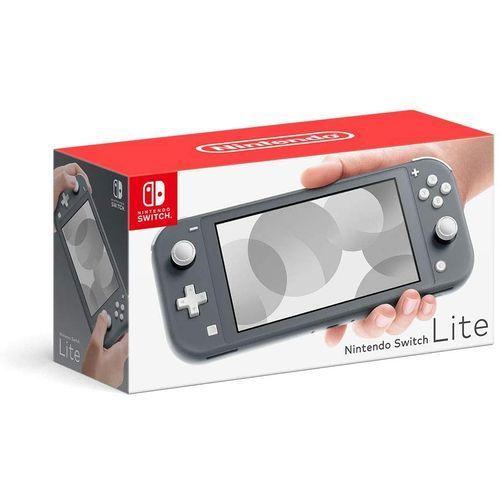 Console Nintendo Switch Lite - Gris