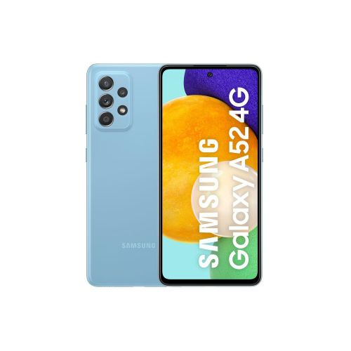 "Galaxy A52 6.5"" (8Go, 128Go) 64MP+12MP+5MP+5MP/32MP Android - Bleu"