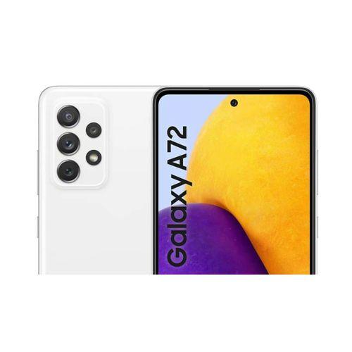 """Galaxy A72 6.7"""" (256 Go, 8Go) Android 64MP+12MP+8MP+5MP/32MP- Blanc"""