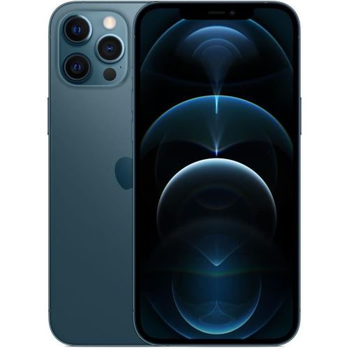 "iPhone 12 pro max 6,7"" , 256 GB, Bleu Pacific - Garantie 1 an"