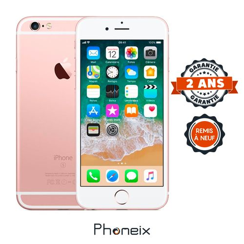 PHONEIX IPHONE 6S PLUS - 16GO - Pink – Reconditionné