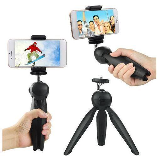 Mini Tripod avec Support Portable de Téléphone Selfie portable Smartphone Caméra