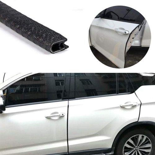5 M Bande caoutchouc protège bord protection joint portière porte pour voiture