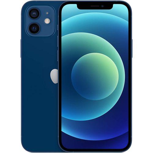 """iPhone 12 64GB 6,1"""" Couleur Bleu Blue 5G Magsafe A14 4Gb RAM Garantie 1 an"""