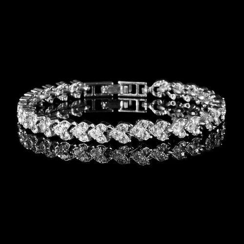 Fashion Bracelet en cristal brillant pour femmes
