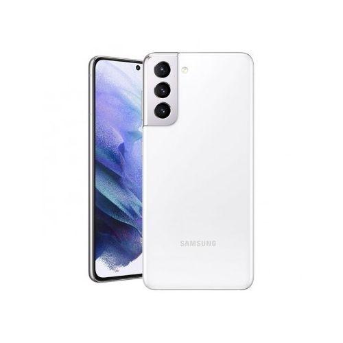 """Galaxy S21 6.2"""" (256Go, 8Go) Android 11 - White - 1 an de garantie"""