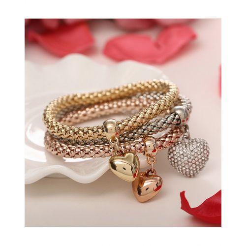 Bracelet femme chic / 3 pièces