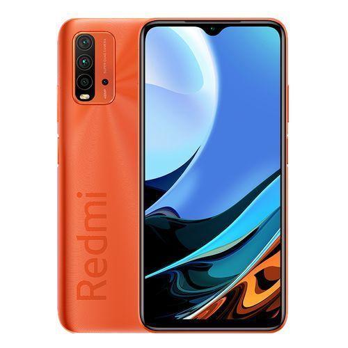 """Redmi 9T (4Go+128Go) 48MP 6000 mAh -FHD+ 6.53""""-Snapdragon -Orange"""