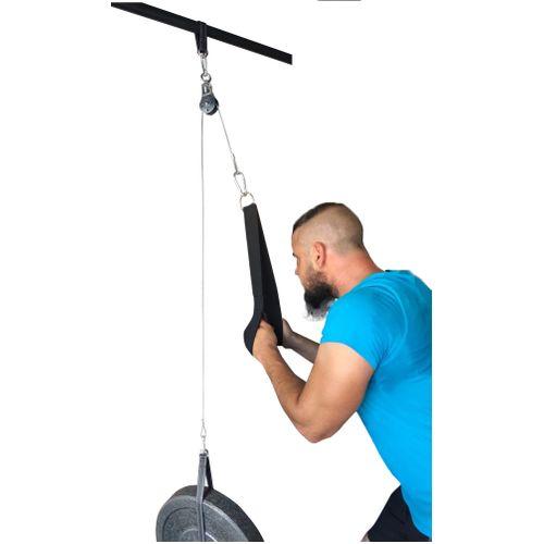 Machine musculation bras Biceps Triceps à domicile