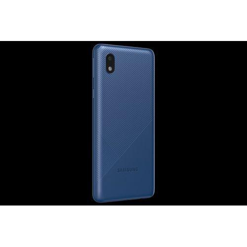 """Samsung Galaxy A01 Core 5.3 """" (16Go, 1Go) 8MP/5MP Android 10 - bleu"""