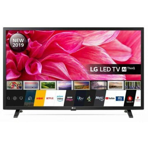 """32"""" LG Smart TV WEBOS +HDR+Recepteur integré + USB + HDMI+SCREEN MIRORRING"""