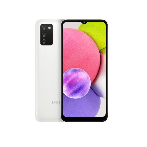 "Galaxy A03s blanc 4G + 64GB 6.5"" HD 5,000mAh"
