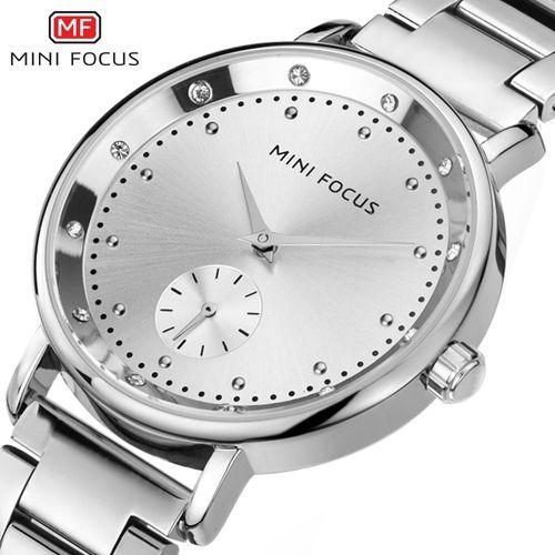 Mini Focus Top Luxury Brand Watch Famous Fashion Women Quartz Watches Wristwatch Gift