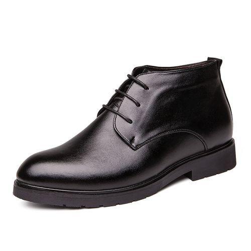 Fashion Men's Casual Formal Shoes Black