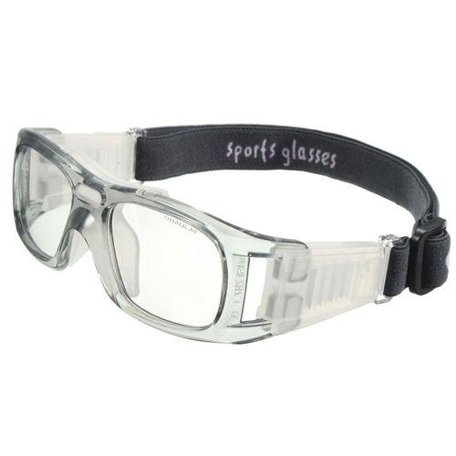 Basketball Soccer Football Sports Gl Protective Eyewear Bike Eye Em Grey-Transparent grey-Transparent grey