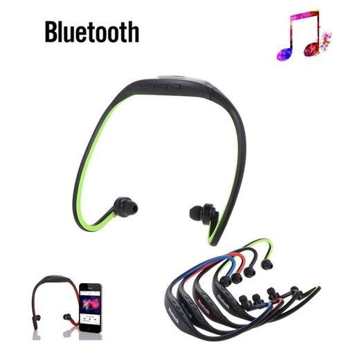 Ecouteurs Bluetooth sport sans fil Bluetooth