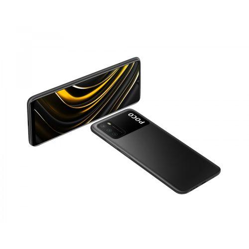 "XIAOMI POCO M3 6,53"" (4Go, 64Go) 48MP+2MP+2MP/8MP Android – Noir<br />"