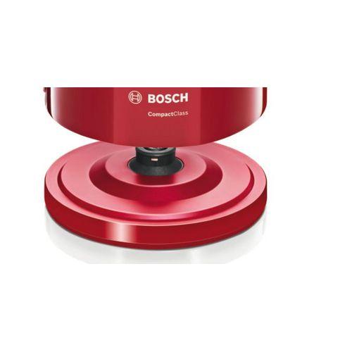 Bosch Bouilloire électrique CompactClass Rouge 1,7L 2400W Sans fil Garantie 2ans