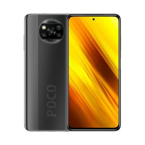 """Poco X3 Xiaomi NFC 6.67"""" (6Go, 64Go) 64MP+13MP+2MP+2MP/20MP Android - Gris"""