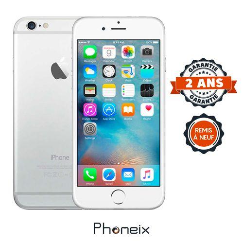 PHONEIX IPHONE 6S PLUS - 128GO - Silver– Reconditionné