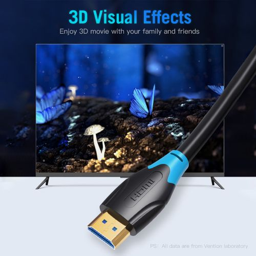 Vention HDMI Cable 4K Digital HD Cable 3D Video Cable Data
