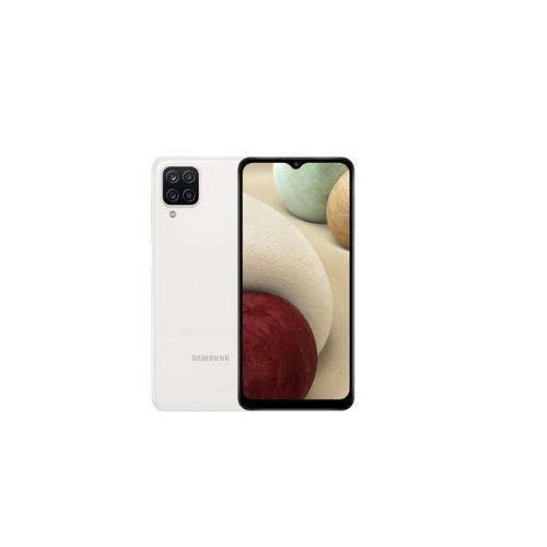 """Galaxy A12 6.5"""" (128Go, 4Go) 48MP+5MP+2MP/8MP Android 10 - Blanc"""