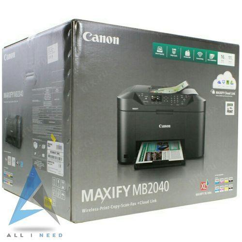 MAXIFY MB2040 4en1 Wi-Fi / Fax / USB / Recto-verso - 1200P Noir / 900P Couleur